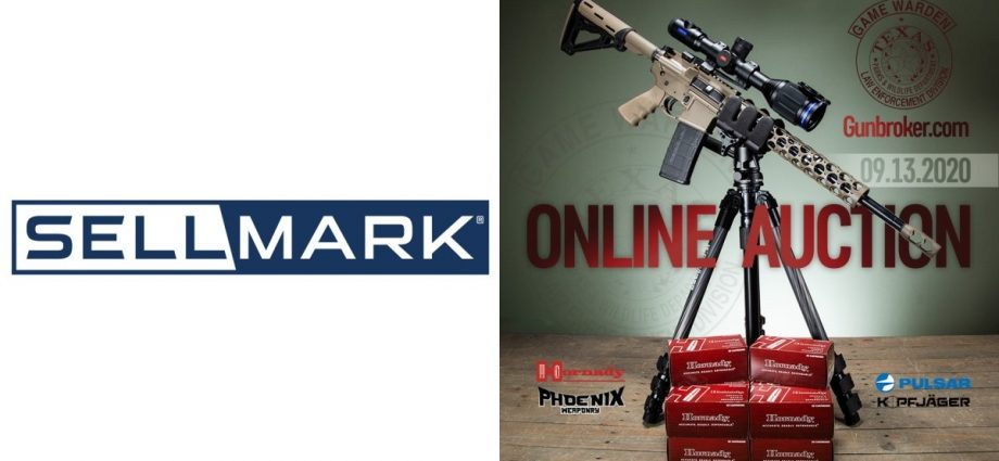 Sellmark and their partners are conducting a charity auction to support Texas Game Wardens.