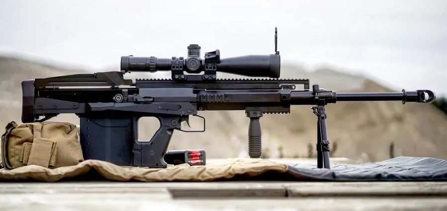 The Hungarian-made GM6 Lynx .50-cal is now being imported into the US.