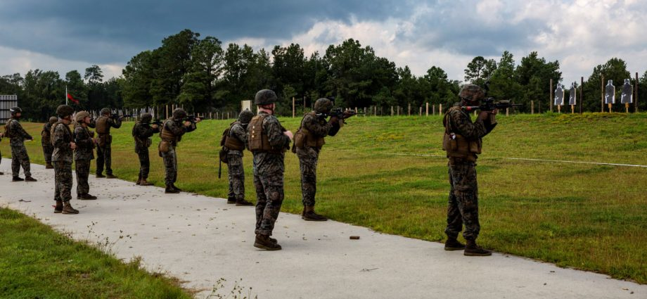 The USMC expects fewer Marines to qualify at the Expert level under their new, more difficult marksmanship program.