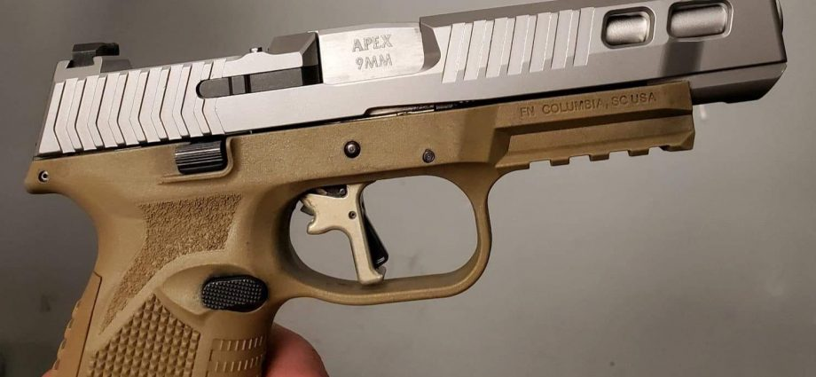 New FN 509 Long Slide Available from Apex Tactical