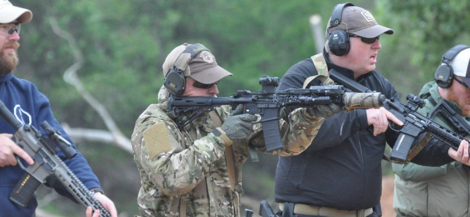 The Sons of Liberty Gun Works Carbine Series Competition