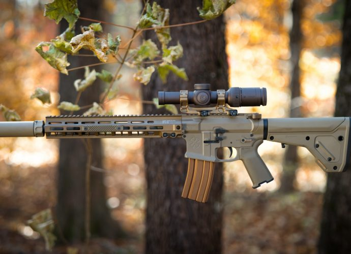NSSF: About 20 Million Modern Sporting Rifles (AR-15s) In Circulation