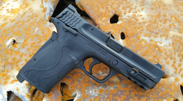 Smtih & Wesson M&P Shield EZ
