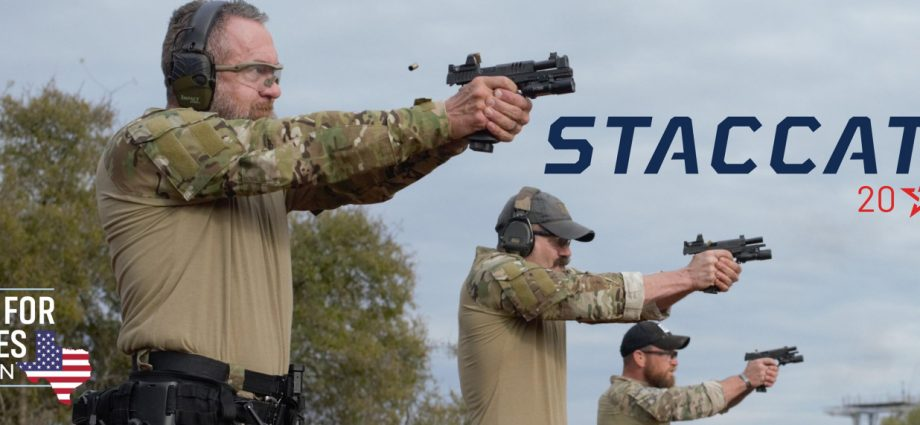 Staccato (or STI) 2011 handguns once occupied an almost exclusive competition niche, but now more LEOs are choosing them than ever before.