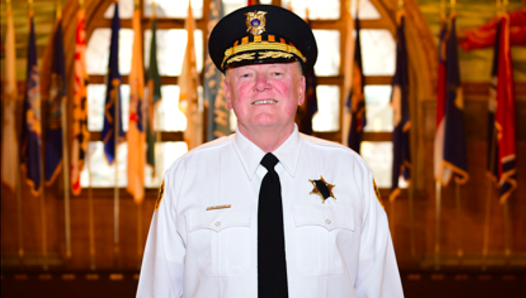 Allegheny County Sheriff William Mullen