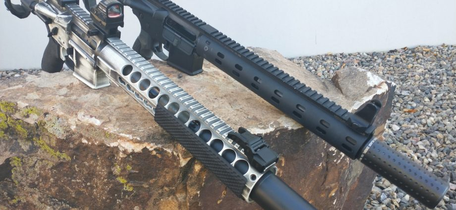 Getting Quiet: Redefining The Integrally Suppressed Rifle