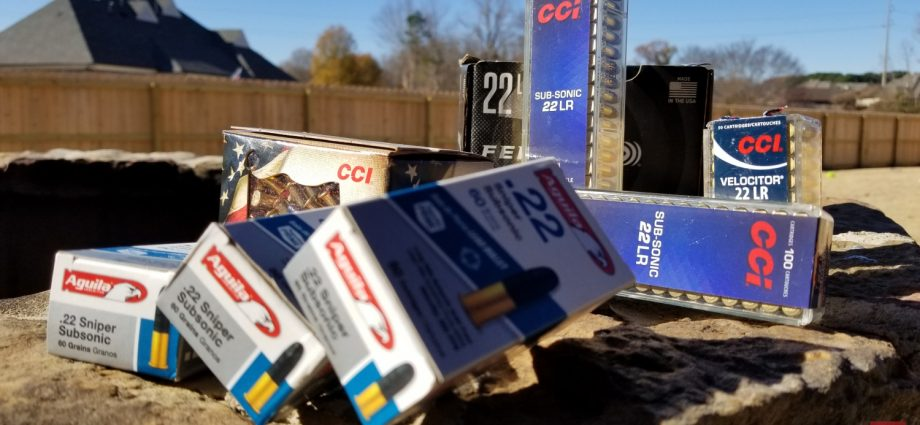 The Rimfire Report: The Value of 22LR During Ammo Shortages