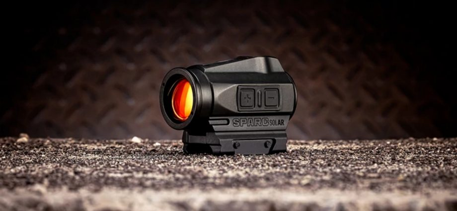 Vortex SPARC SOLAR Red Dot