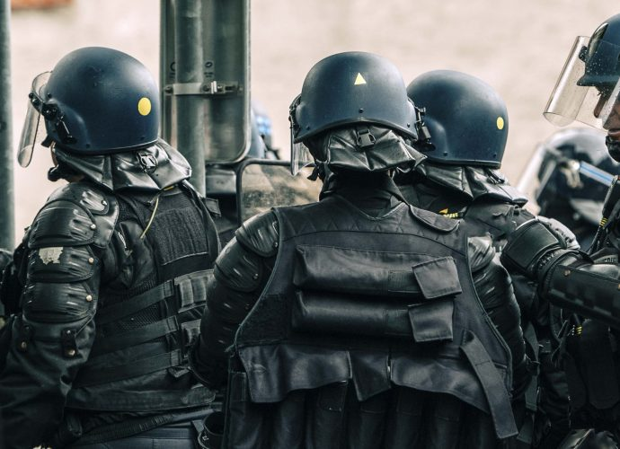 Swat red flag confiscation