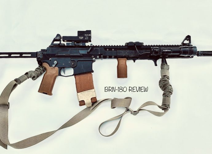 Brownells BRN-180 Rifle