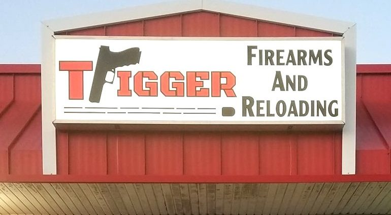 Trigger Firearms and Reloading feature via Facebook