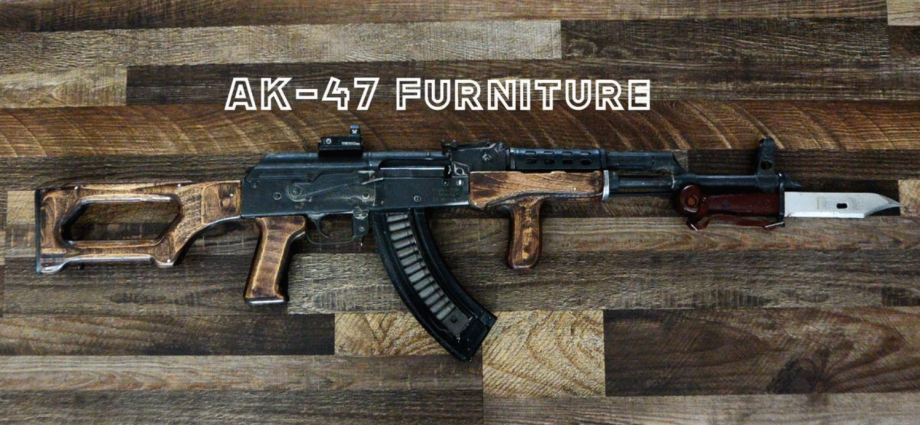 APS Firearms AK Furniture Manufacturer Enters the Ring