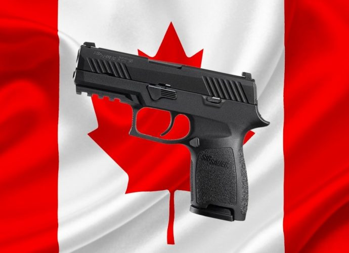 Canadian P320 Withdrawn After Alleged Special Forces Misfire