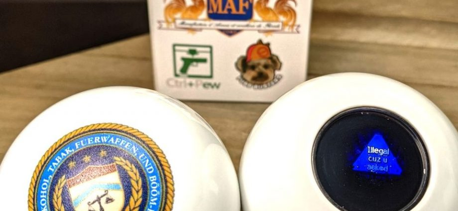 If you've ever wondered how the ATF makes their calls, MAF Corp. has the answer.