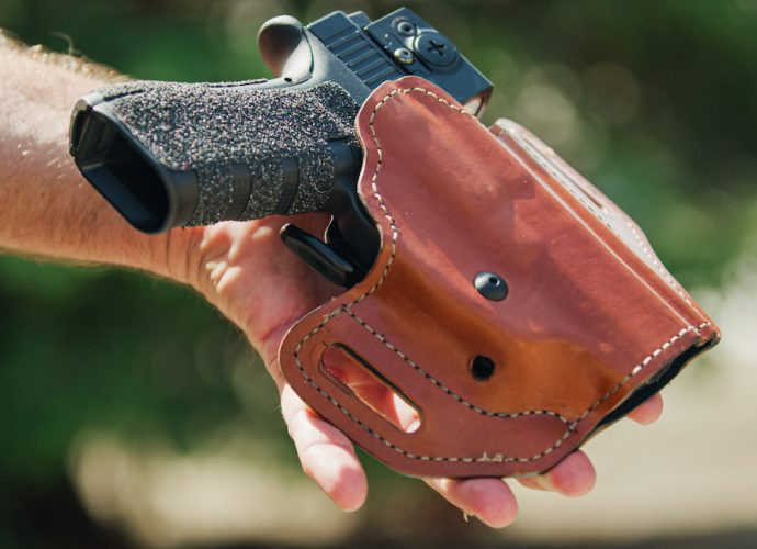 Allusion Series 126GLS Concealment Holster by Bianchi