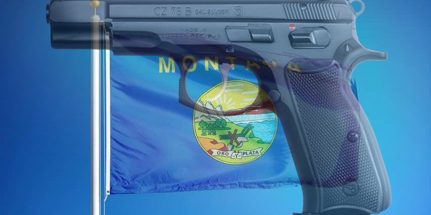 Montana Constitutional Carry Bill Has Been Signed into Law