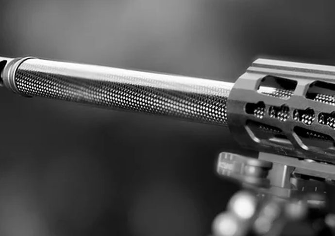 New Carbon Fiber Barrel Blanks from Helix 6 Precision