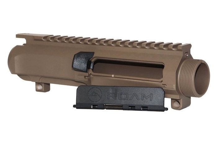 ROAM R-10 Magnesium Alloy AR-10 Upper Receivers (1)