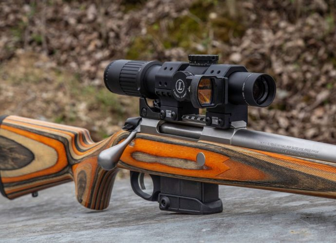 Griffin Armament SPRM Scope Rings