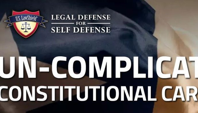 U.S LawShield has issued a new press release with five top tips about Constitutional Carry.