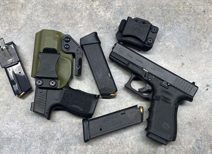 Concealed Carry Corner: Different Ways To Carry A Spare Magazine