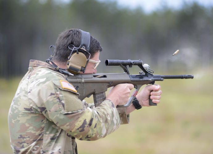 POTD: Special Forces Weapons Sergeant Course