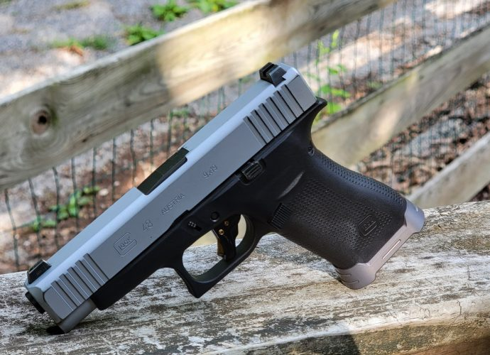 TFB REVIEW: Tyrant Designs Glock 43x/48 I.T.T.S Trigger and Magwell