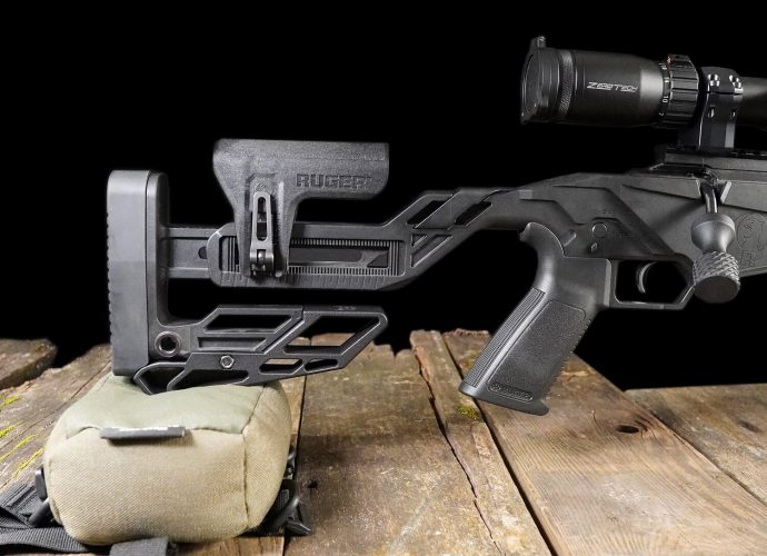 Catalyst Arms Introduces New Bag Rider for Ruger Precision Rimfire