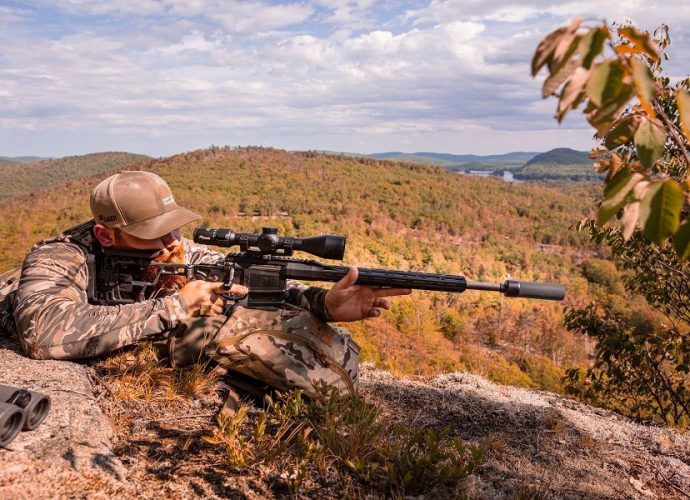 SIG Sauer Introduces the New SLX & SLH Rifle Suppressors