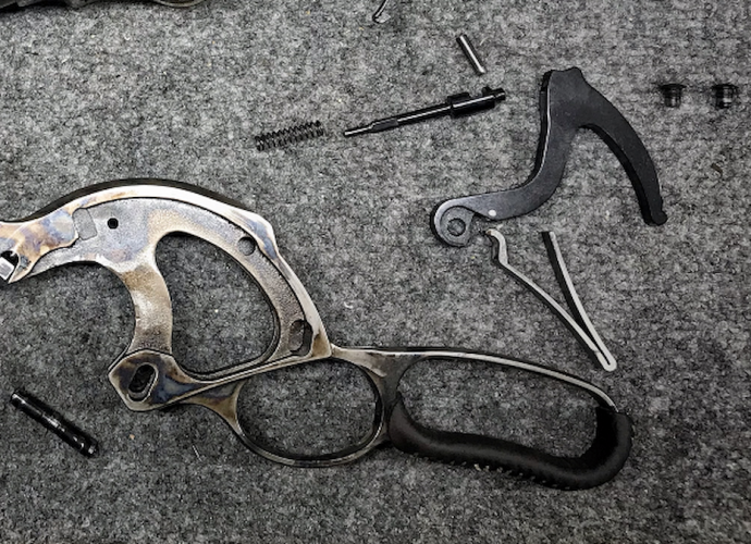 1887 Disassembly