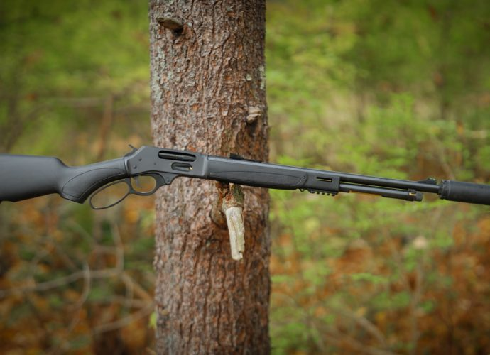 SILENCER SATURDAY #199: Suppressed Subsonic .45-70 Government